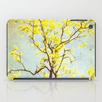 Yellow Tree iPad Case