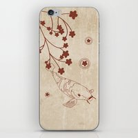 Japanese Print iPhone & iPod Skin