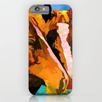 horses iPhone & iPod Cases featuring HORSES by Ruth Rosenzweig