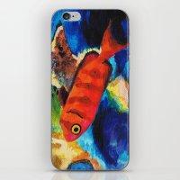Fish 5 Series 1 iPhone & iPod Skin