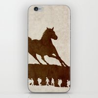 War Horse iPhone & iPod Skin