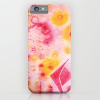 iPhone & iPod Case featuring Origami Fish 1 by eefak