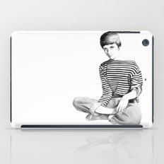 Jean Seberg iPad Case