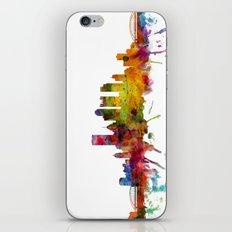 Pittsburgh Pennsylvania Skyline iPhone & iPod Skin