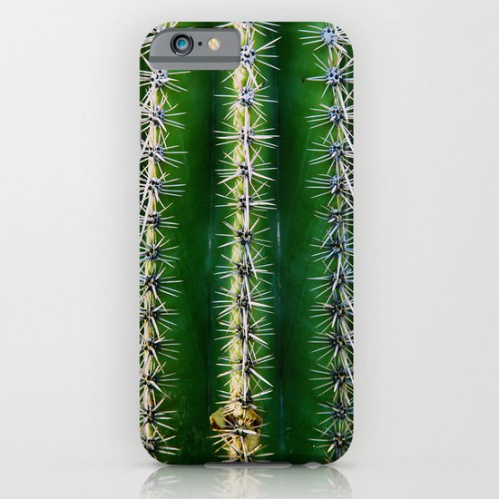 A Prickly Pattern iPhone & iPod Case