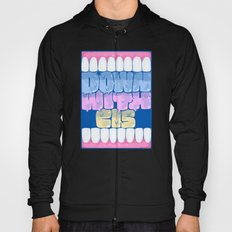 DOWN WITH CIS Hoody