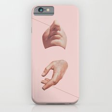 Pink Marble iPhone 6 Slim Case