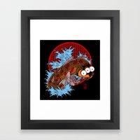 Blinky Framed Art Print