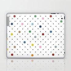 Pin Points Polka Dot Laptop & iPad Skin