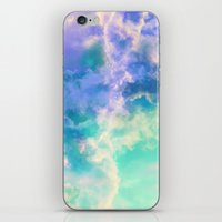 Mountain Meadow Painted … iPhone & iPod Skin