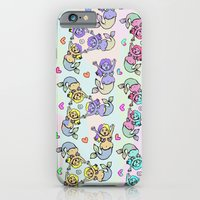 Mermaid Streams iPhone 6 Slim Case