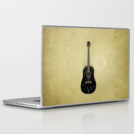 Musical ascension Laptop & iPad Skin
