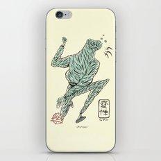 Weird Hoodies #4 iPhone & iPod Skin