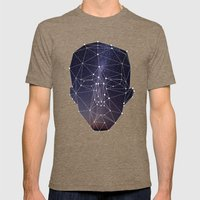 Sta sta starry eyed Mens Fitted Tee Tri-Coffee SMALL