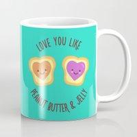 Sweet Lovers Mug