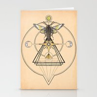 The Mystic Stationery Cards