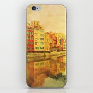 iPhone & iPod Skin featuring The River That Reflects … by Victoria Herrera