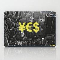 YES NYC iPad Case