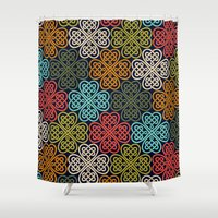 LOVEROCK 4 Shower Curtain