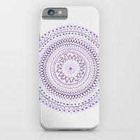 iPhone & iPod Case featuring Mandala Smile C by Felipe B. C. Gama