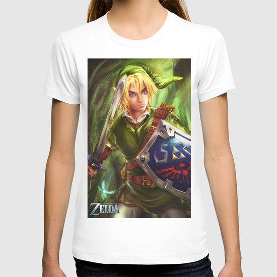 Link - Legend of Zelda T-shirt