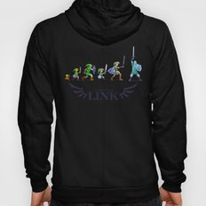 The Evolution of Link Hoody