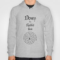 Alice In Wonderland Down… Hoody