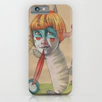 CAT CLOWN iPhone 6 Slim Case