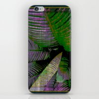 Jungle Beats iPhone & iPod Skin