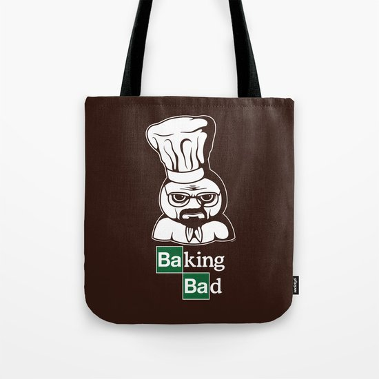 Baking Bad Tote Bag