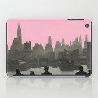 New York Nights iPad Case