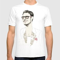 I´m Hipster  Mens Fitted Tee White SMALL