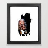 Crypt Keeper: Monster Ma… Framed Art Print