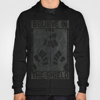 The Shield - WWE Hoody