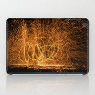 Home Made Fireworks iPad Case