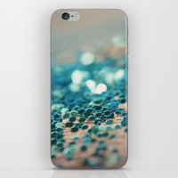 Sprinkled with Sparkle iPhone & iPod Skin