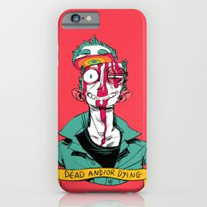 Dead And/or Dying iPhone 6 Slim Case