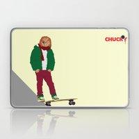 CHUCKY - Modern outfit version Laptop & iPad Skin
