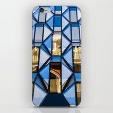 Geometric Glass  iPhone & iPod Skin