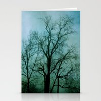 Into The Fog Stationery Cards