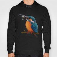 Common Kingfisher Hoody