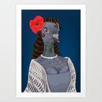 Ladybird Art Print