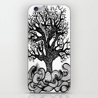 Mighty Great Oaks iPhone & iPod Skin