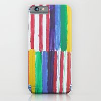 iPhone & iPod Case featuring Flags for The Future 38 by Reid