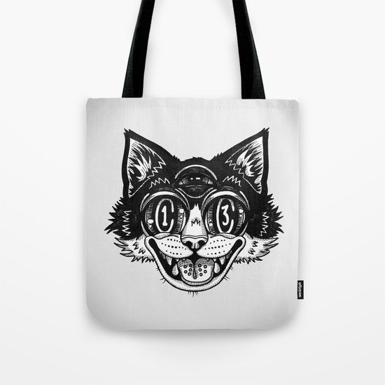 The Creative Cat Tote Bag