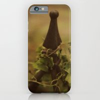 iPhone & iPod Case featuring Ivy Isolation by Chris Carley