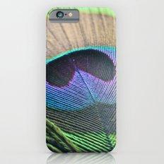 Peacock Eye iPhone 6s Slim Case