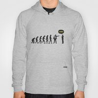 WTF? Evolution! Hoody