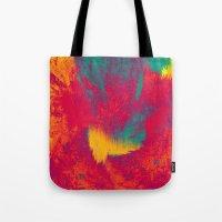 Scratches Tote Bag