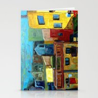 Barcelona Rooftops Stationery Cards
